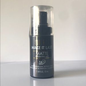 5 FOR $25! MILANI Matte Charcoal Setting Spray